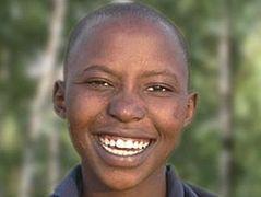 Африканский брат. Рассказ