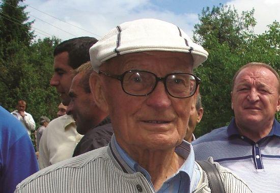 фото: Љубо Живаљевић – свједок покоља у Велици