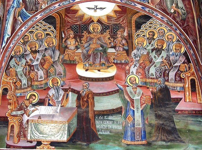 First Ecumenical Council