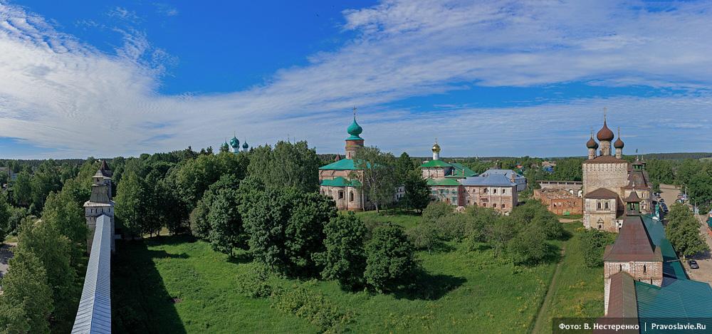 Борисоглебский монастырь. Фото: Василий Нестеренко / Православие.Ru