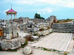 Как было найдено место крещения князя Владимира