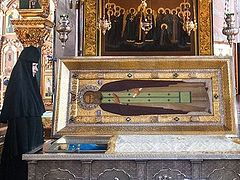 Miraculous Occurrences at Sarov Monastery in 1903 at the Opening of the Holy Relics of St. Seraphim of Sarov