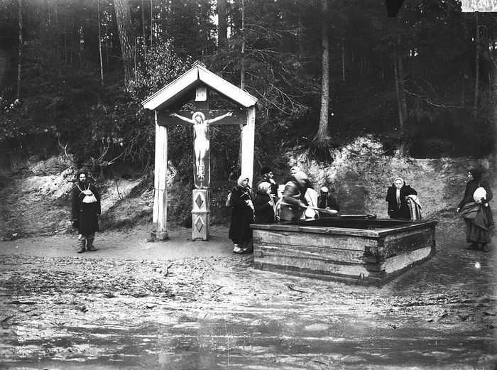 St. Seraphim's well. Photo: pravoslavie.ru