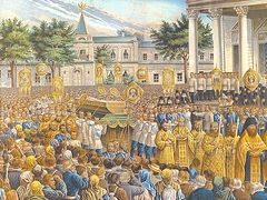 Act of the Holy Synod of the Russian Orthodox Church on the Canonization of St. Seraphim of Sarov