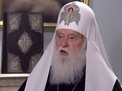 """Patriarch"" Philaret: God allows war in Donbass so ""Kiev Patriarchate"" can grow"