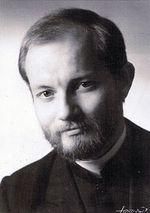 First rector of our parish, Igumen John (Buecheler)