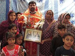 Miracles of Sts. Sergius of Radonezh and Seraphim of Sarov in Pakistan