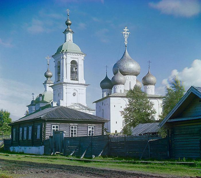 Dormition Church in Belozersk