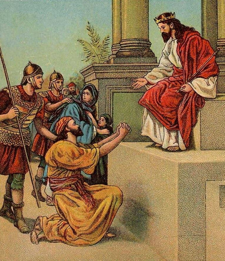 Царство Небесное – это милосердие и прощение