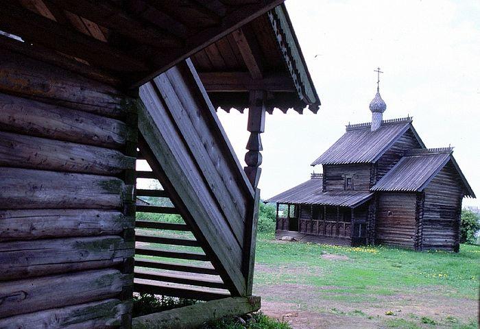 Деревянная церковь в Карелии. Фото: www.globallookpress.com