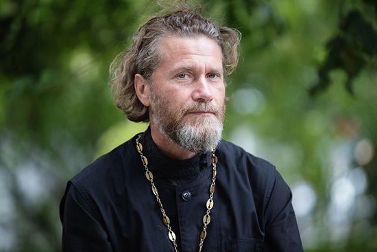 Протоиерей Андрей Близнюк. Фото: Анна Гальперина