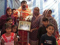 Пакистанские чудеса русских святых