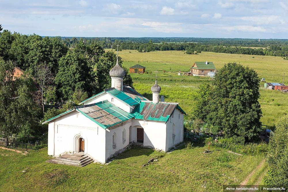 Церковь Василия Кесарийского