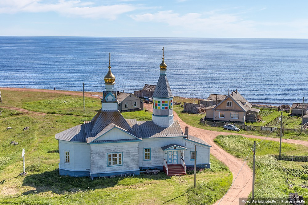 Church of the Tikhvin Icon of the Mother of God