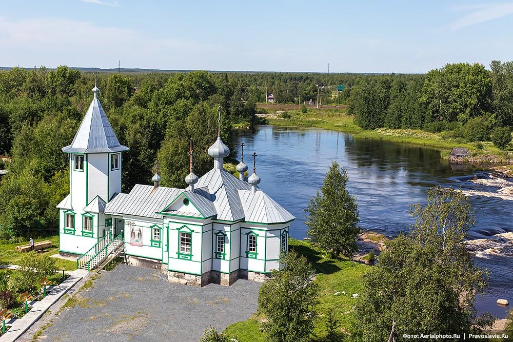 Ιερός Ναός αγίων Ζωσίμα και Σαββάτιου του Σολοφκύ
