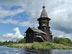 О сожжении кондопожской церкви