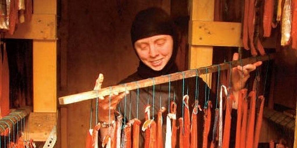 О том, как в скиту прп. Нила Сорского на Аляске живут православные американки / Православие.Ru