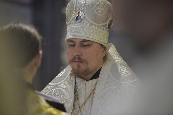 Епископ Тарасий. Фото протоиерея Алексея Алина