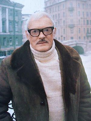 Павел Петрович Кадочников (1915–1988), Ленинград, 1980-е