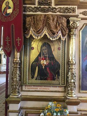 Калужская икона Пресвятой Богородицы, XIX век