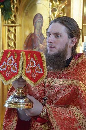 Протоиерей Иоанн Бойко