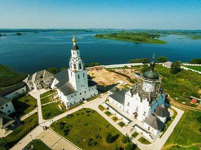 В Свияжске появится музей истории Успенского мужского монастыря