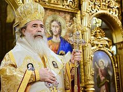 Patriarch of Jerusalem to lead celebrations on Romanian National Cathedral's first patronal feast