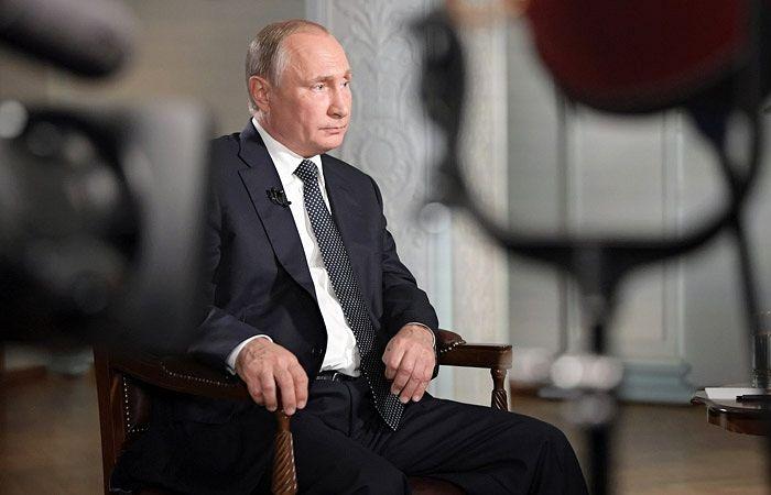 Фото: пресс-служба президента РФ/ТАСС