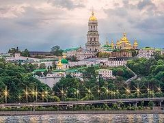 Phanar Envoys' Plans. Kiev Caves Lavra?