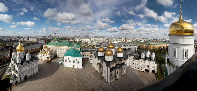 Moscow Kremlin. Photo: Kamaran.ru