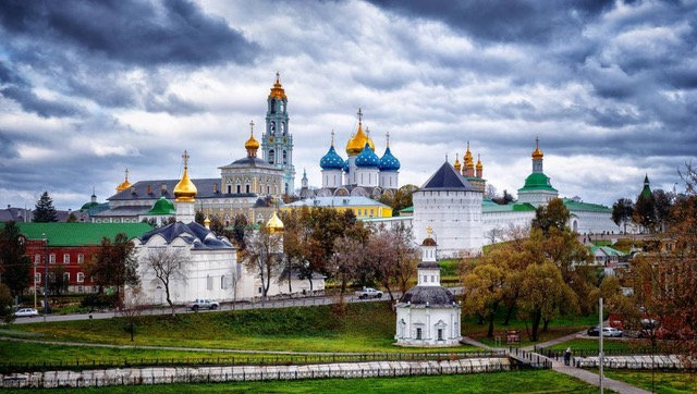 Holy Trinity-St. Sergius Lavra. Photo: Ysia.ru.