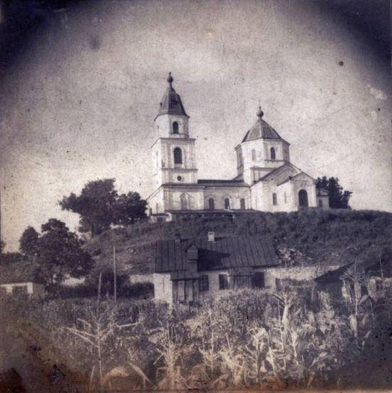 Храм где служил священномученик Владимир Четверин