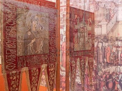 В музее Андрея Рублева открылась выставка