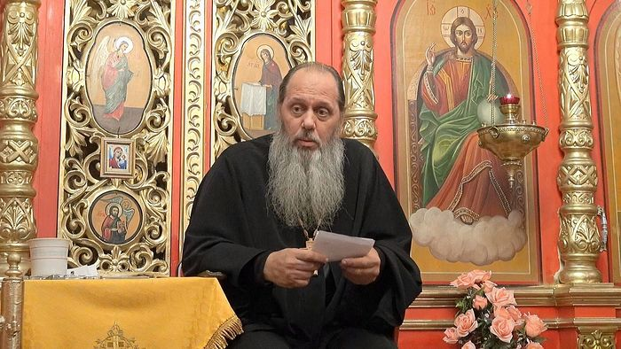 Протоиерей Владимир Головин