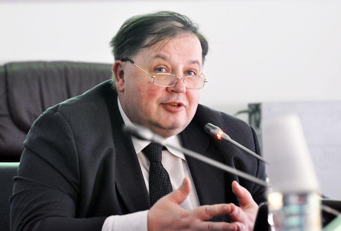 Ректор Московского архитектурного института (МАРХИ) Дмитрий Олегович Швидковский