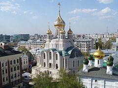 «Церковная архитектура не должна ставить те же цели, что архитектура светская»