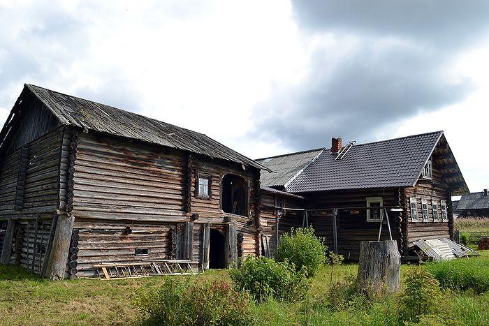 Дом Шляминых