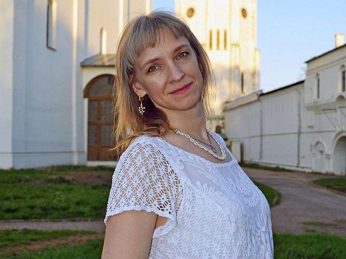 Ольга Гагушичева. Фото: vk.com