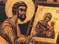 Icons Painted by St. Luke
