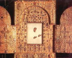 The Khakhula icon of the Mother of God.