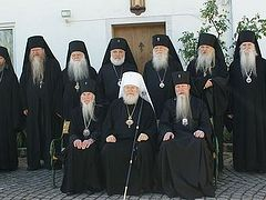 Russian Church Abroad releases statement on Constantinople's appointment of exarchs to Kiev
