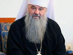 Greece refuses visa to bishop of St. Petersburg