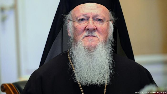 Patriarch of Constantinople Bartholomew. Photo: Atilla Kisbenedek / AFP