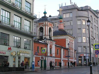 Московский храм святителя Николая в Кленниках готовят к реставрации