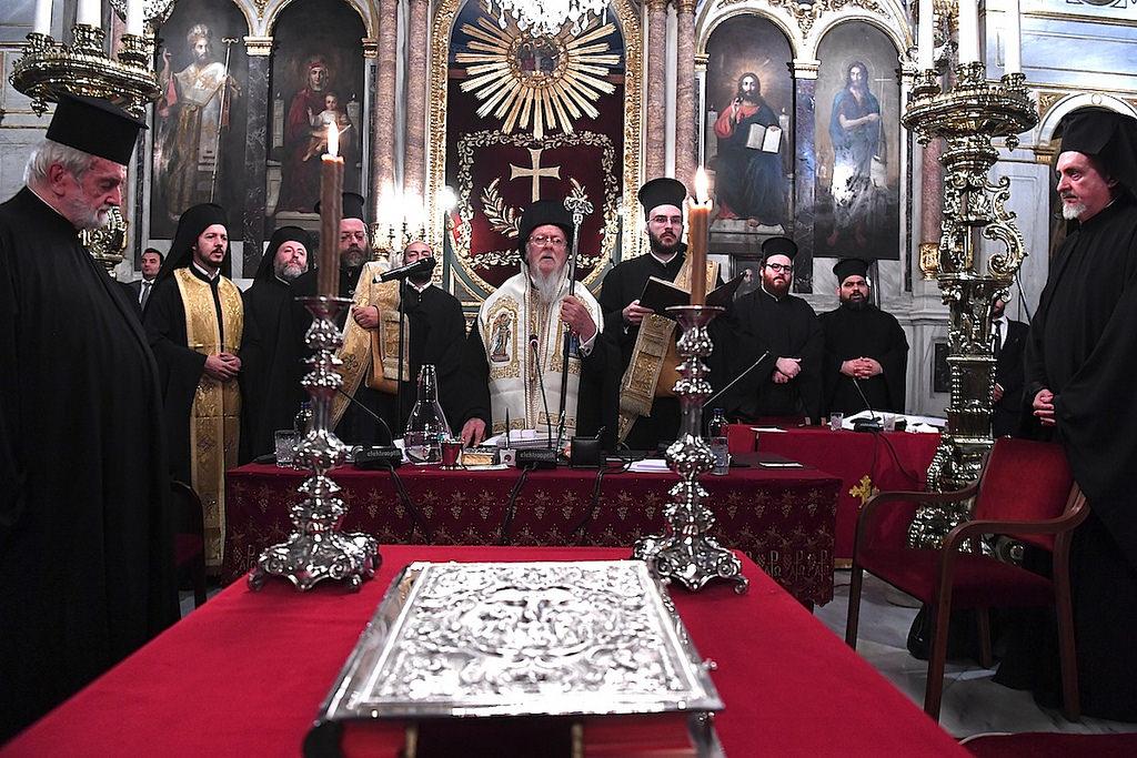 Апофеоз восточного папизма