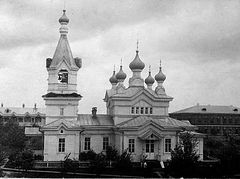 Яранский Анно-Пророчицкий мужской монастырь и его насельники