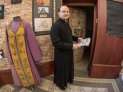 «Лаврское древлехранилище – музей в полном смысле слова»