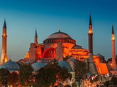 Turkish court rejects request to convert Hagia Sophia into mosque