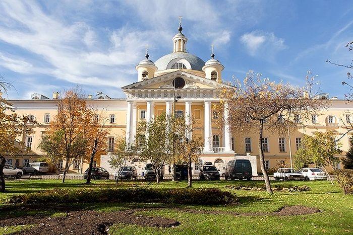 Храм святого благоверного царевича Димитрия при Первой Градской больнице