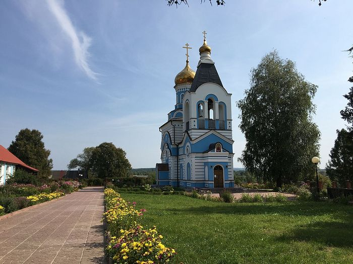 The Church of the Nativity of the Holy Theotokos in Khotkovo
